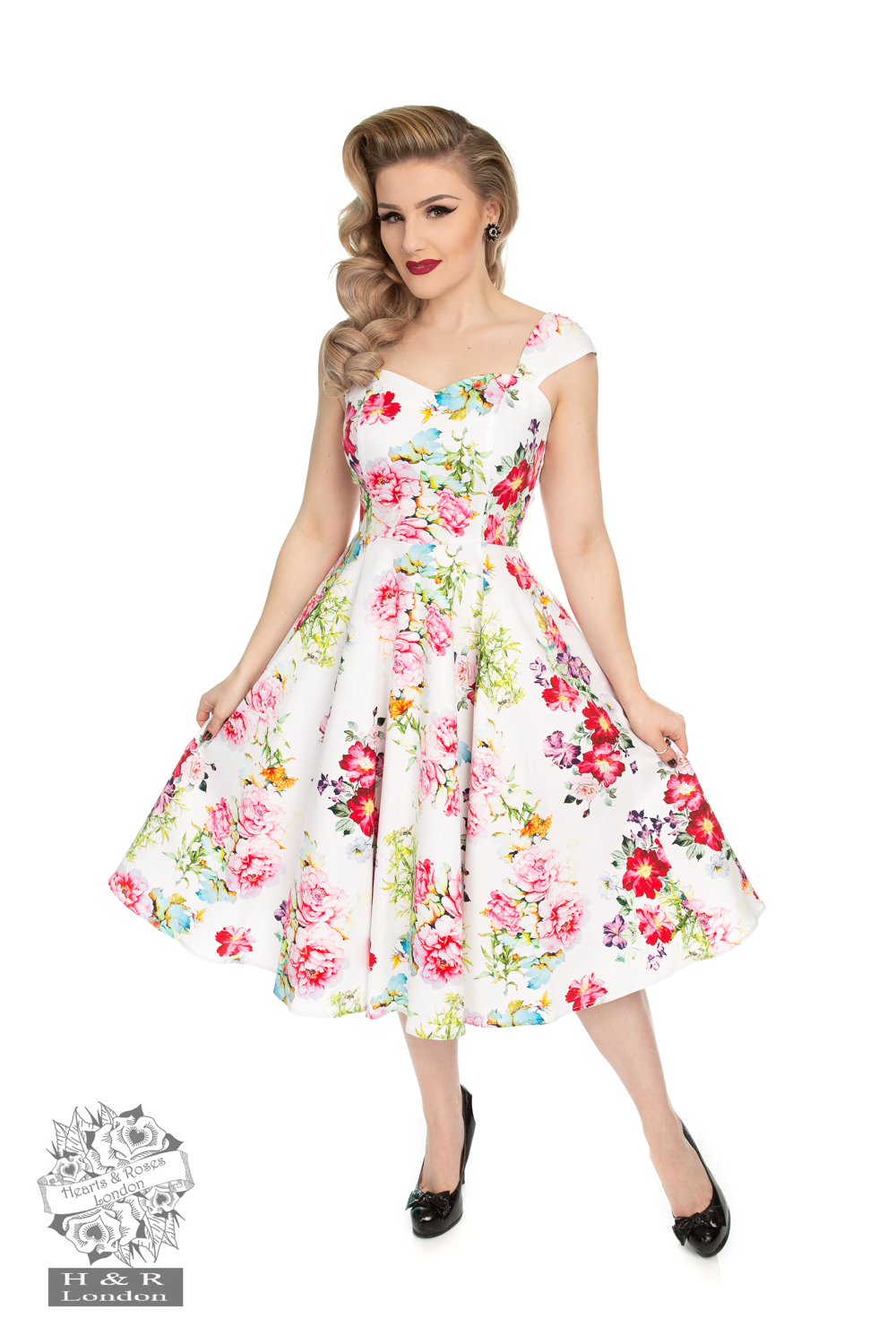 304c61e94c4 Swing Dresses - Hearts & Roses London